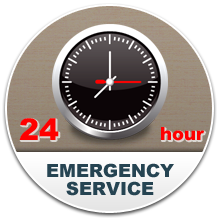 24 hour emergency plumbing service includes water heater repairs